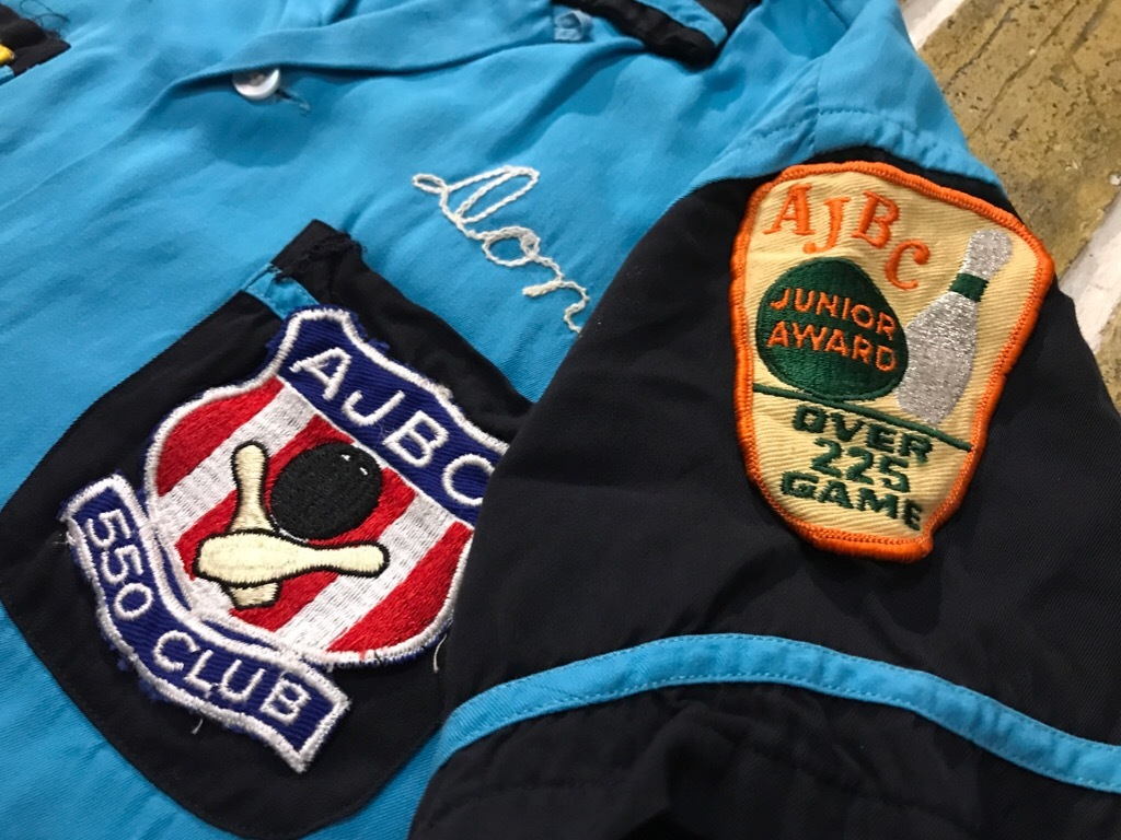 神戸店5/16(水)Vintage&Superior入荷! #4 Vintage Bowling Shirt etc...!!!_c0078587_14325708.jpg