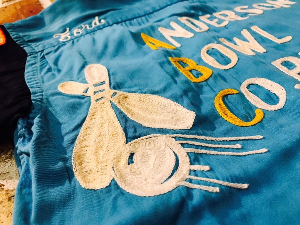 神戸店5/16(水)Vintage&Superior入荷! #4 Vintage Bowling Shirt etc...!!!_c0078587_14325812.jpg