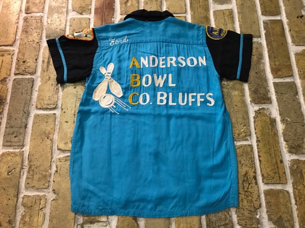 神戸店5/16(水)Vintage&Superior入荷! #4 Vintage Bowling Shirt etc...!!!_c0078587_14325948.jpg