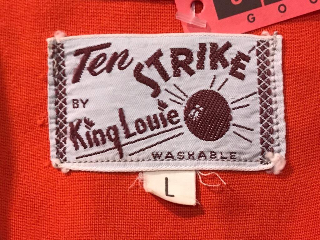 神戸店5/16(水)Vintage&Superior入荷! #4 Vintage Bowling Shirt etc...!!!_c0078587_14375893.jpg