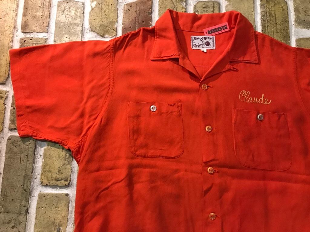 神戸店5/16(水)Vintage&Superior入荷! #4 Vintage Bowling Shirt etc...!!!_c0078587_14375978.jpg