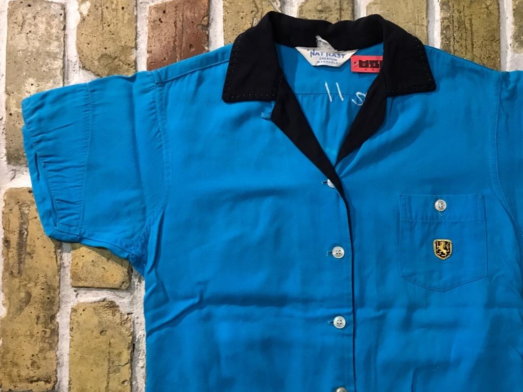 神戸店5/16(水)Vintage&Superior入荷! #4 Vintage Bowling Shirt etc...!!!_c0078587_14385789.jpg