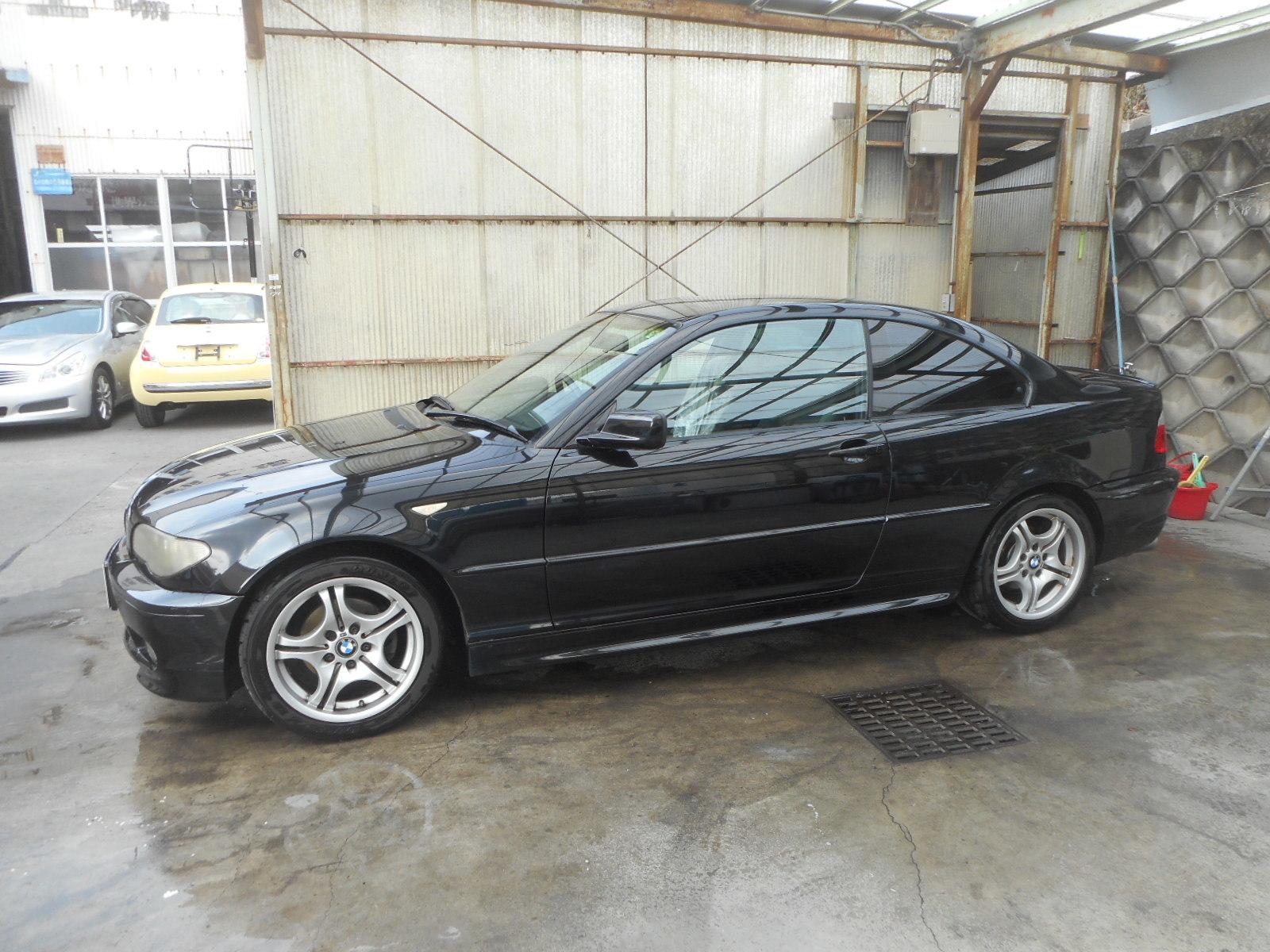 BMW 320i(E46) 充電警告灯点灯 修理(オルタネータ交換)_c0267693_15073870.jpg