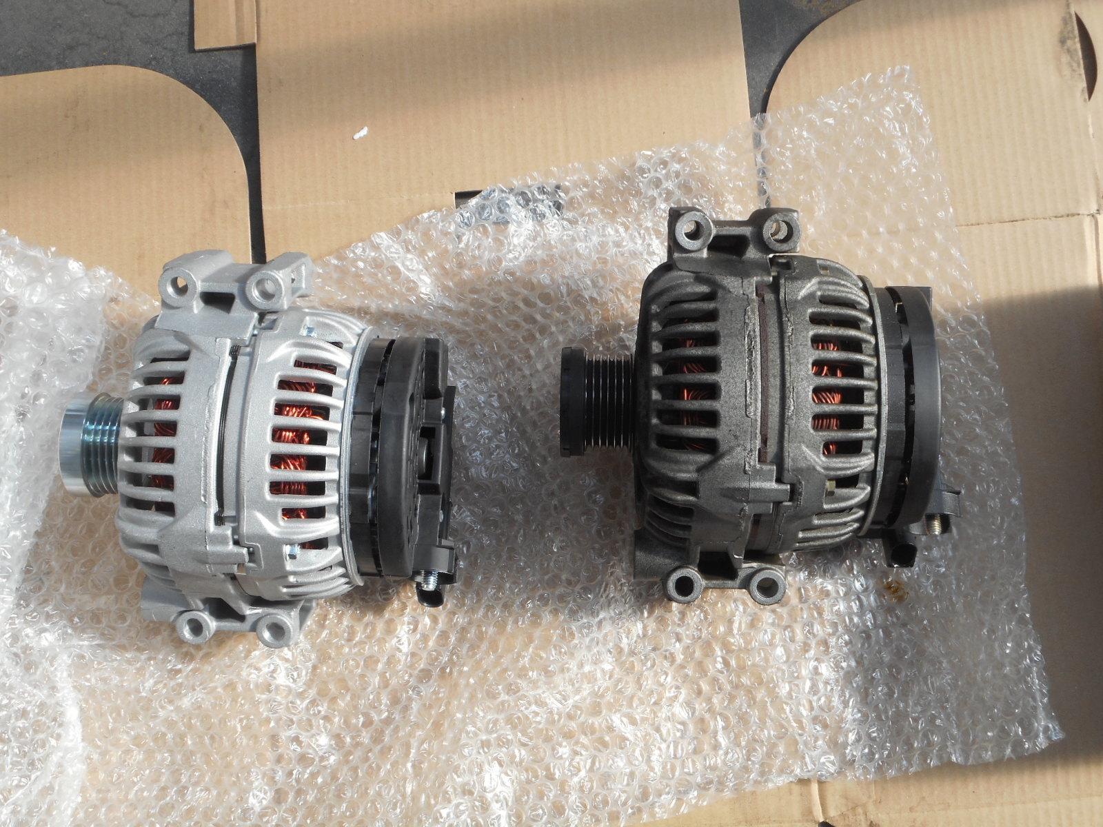 BMW 320i(E46) 充電警告灯点灯 修理(オルタネータ交換)_c0267693_15080285.jpg