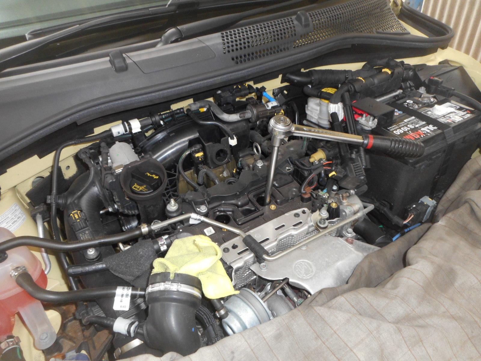 フィアット500 ツインエアー 納車車検整備_c0267693_15371413.jpg