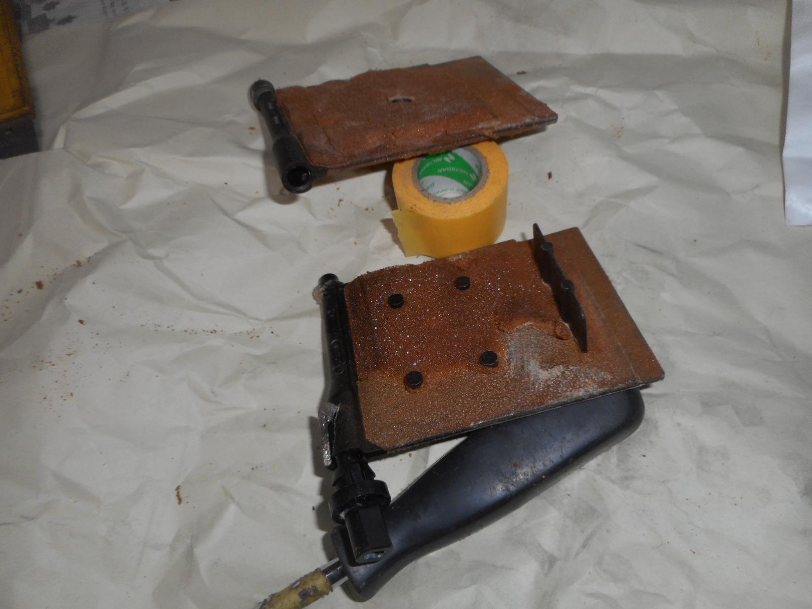 グランドチェロキー エアコン効き悪い修理 (フラップ交換)_c0267693_16014693.jpg