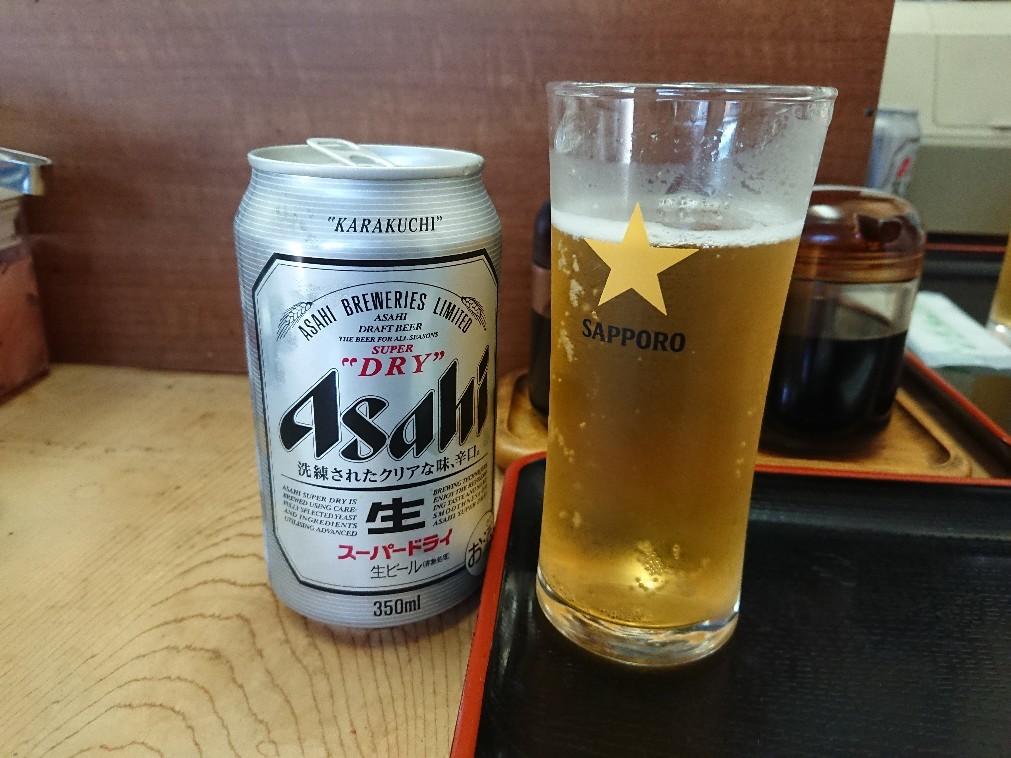 5/14  市場寿司たか  特にぎり + 小肌 & 缶ビール@八王子卸売センター_b0042308_06354852.jpg