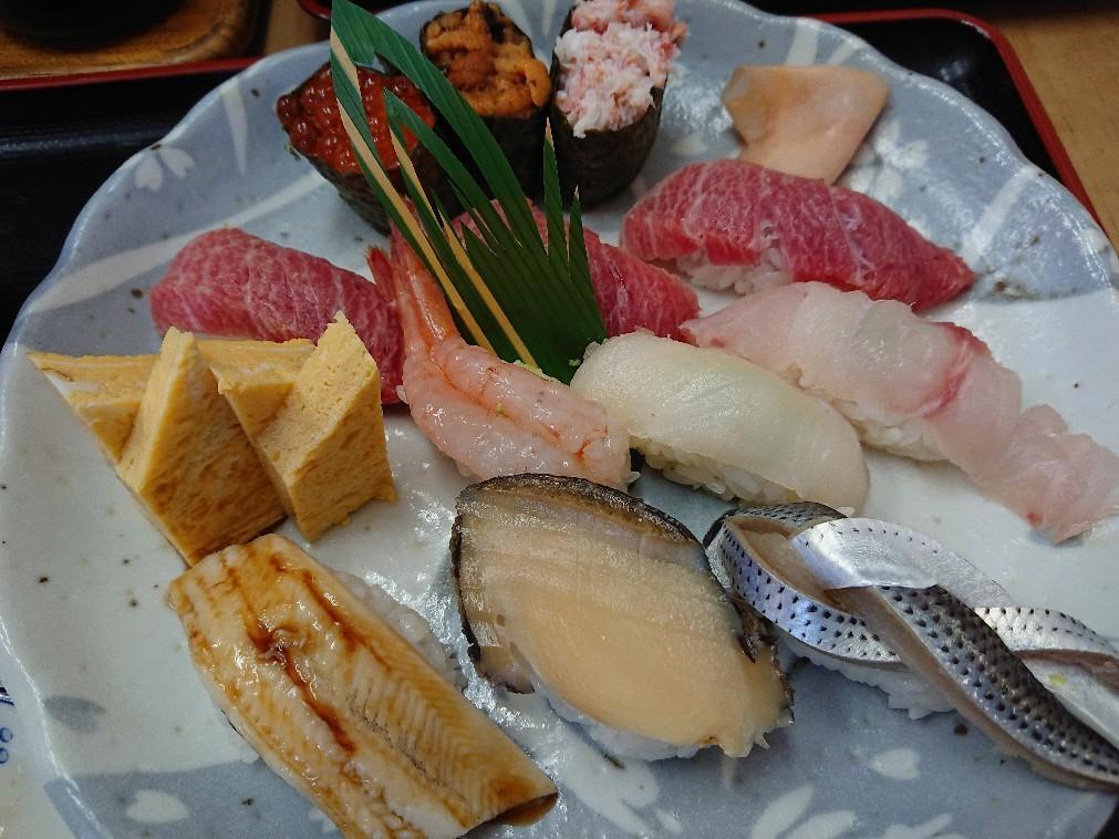5/14  市場寿司たか  特にぎり + 小肌 & 缶ビール@八王子卸売センター_b0042308_06354877.jpg