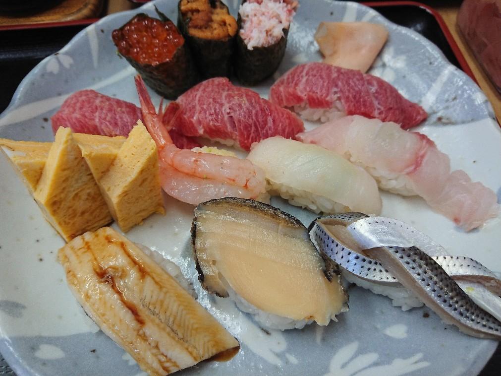 5/14  市場寿司たか  特にぎり + 小肌 & 缶ビール@八王子卸売センター_b0042308_06361623.jpg