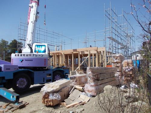 池田町TKD邸新築工事始まりました。_c0218716_838139.jpg