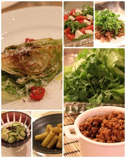 八ヶ岳の野菜と山菜でおうちごはん_c0141025_15383590.jpg