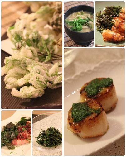 八ヶ岳の野菜と山菜でおうちごはん_c0141025_15385257.jpg