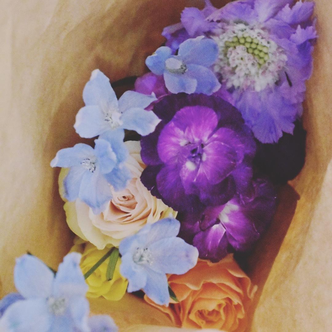 誕生日の8本の花束_d0122797_20174269.jpg