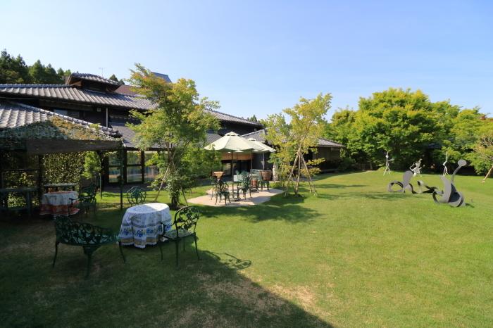 【松山庭園美術館】銚子旅行 - 2 -_f0348831_00311611.jpg