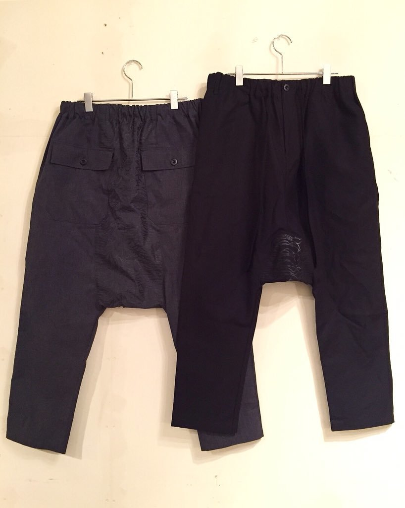 SAROUEL LONG PANTS_e0121640_13152197.jpg