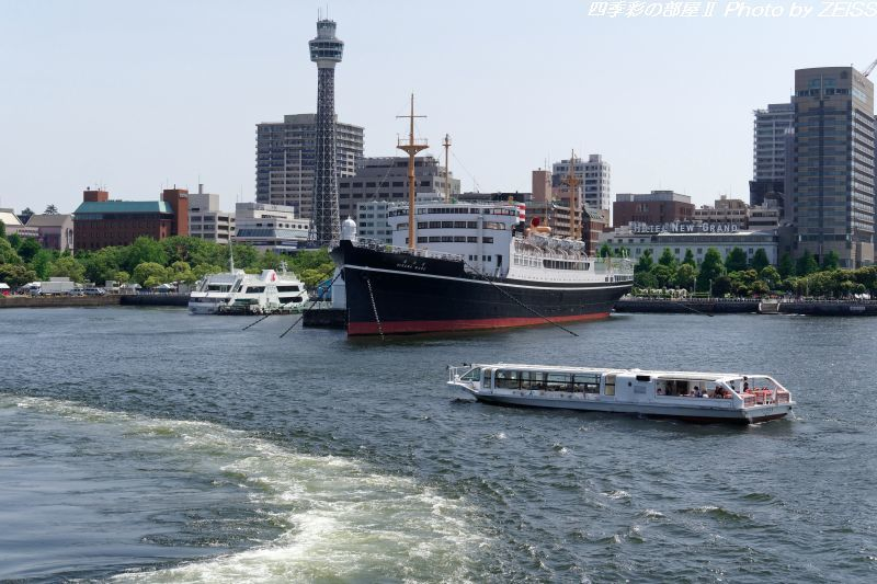 昨日、横浜港で僕は「船上カメラマン」になった!_d0358854_09125534.jpg