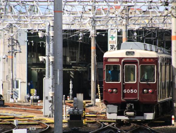 阪急6050F 工事明け検査・・_d0202264_4424734.jpg
