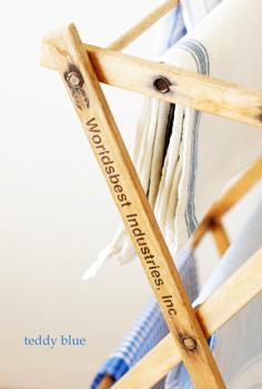 vintage wood drying rack  ヴィンテージ ドライングラック_e0253364_07474740.jpg