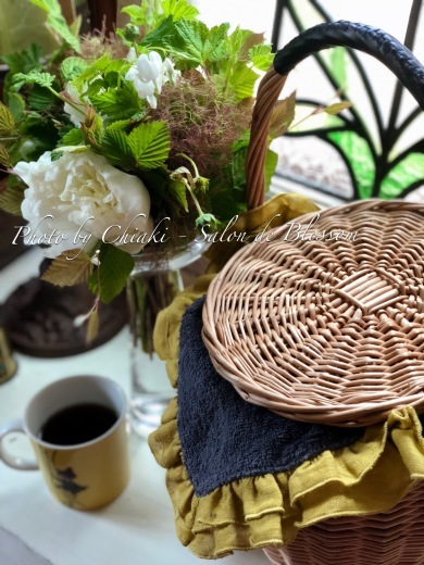 お花のプレゼント(。◠‿◠。)♡_a0213806_13500545.jpeg