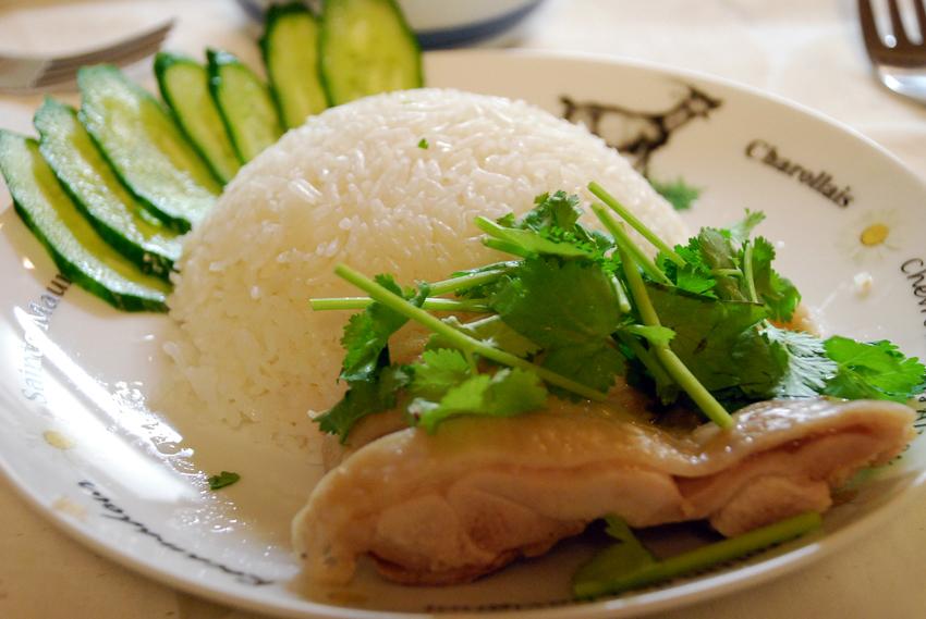 ヤムウンセン/カオマンガイ/タイ料理_c0225122_16293137.jpg