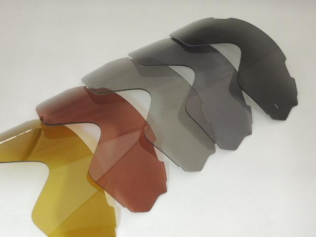 オークリー「ウインドジャケット」用オリジナルスペアレンズ発売開始です。WINDJACKET_e0304942_15422862.jpg