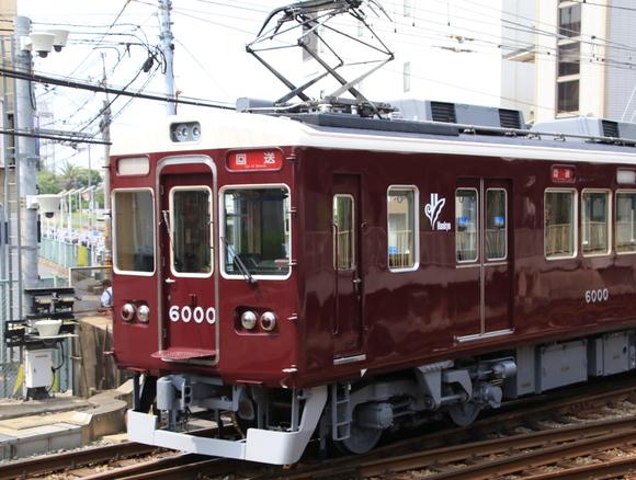 阪急6000F 返却回送_d0202264_1829284.jpg