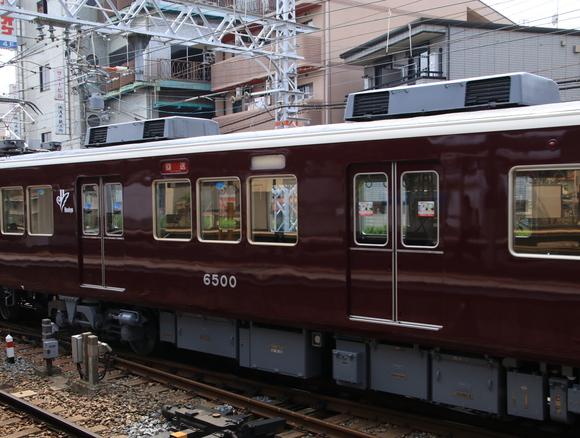 阪急6000F 返却回送_d0202264_18295258.jpg