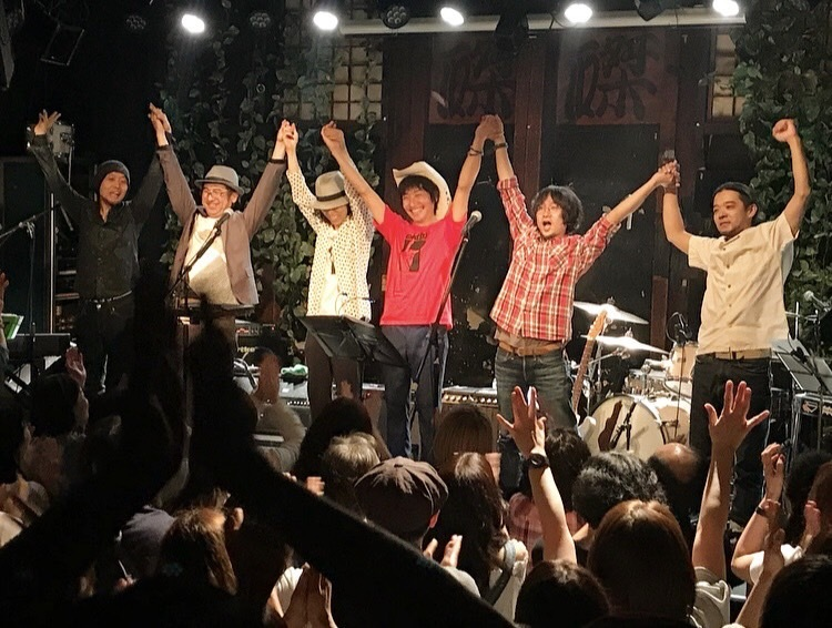 HOBO CONNECTION 2018 〜 永遠のロックンロールナイト in KYOTO 〜_c0227168_14131529.jpg