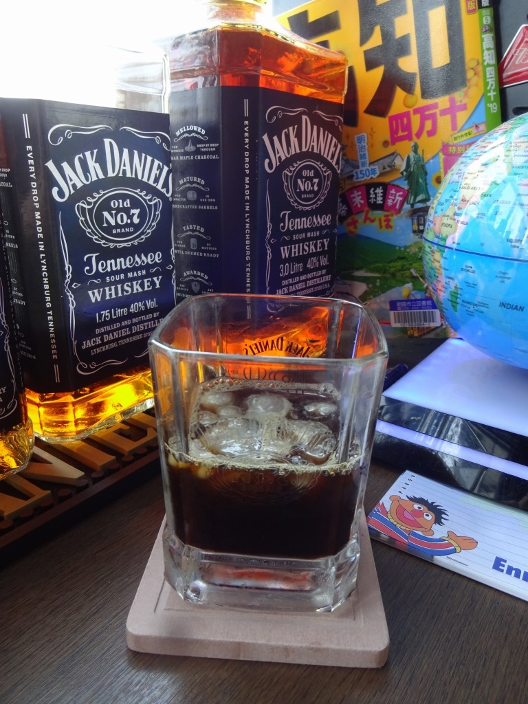 意識高い系休日 6 アイスコーヒーも始めました_d0061678_15180129.jpg