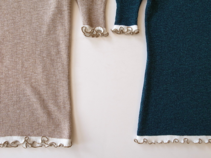 NEW ARRIVAL YUNE HO JULIA PUFF SLEEVE PULLOVER_f0111683_18035760.jpg