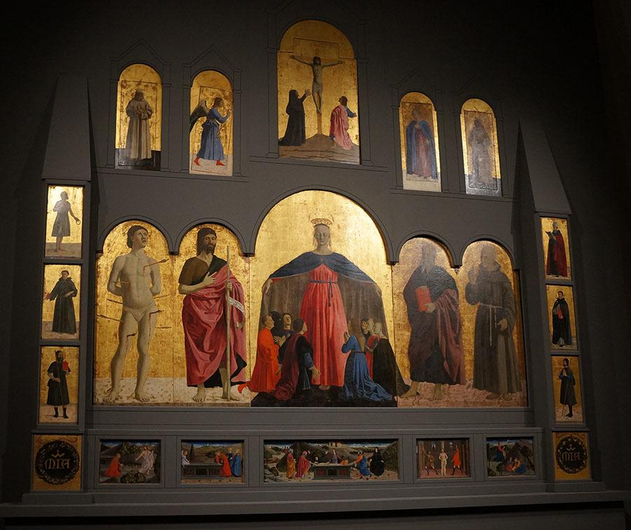 ピエロ・デッラ・フランチェスカとハーブ博物館、見所が多いサンセポルクロ_f0106597_23073855.jpg