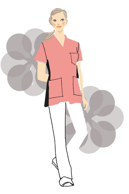 医療従事者、ナースのユニフォーム_f0172313_19582236.jpg