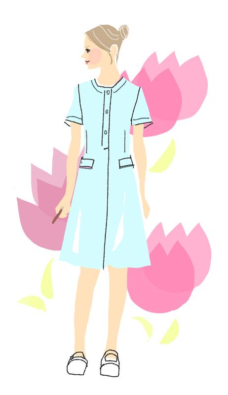 医療従事者、ナースのユニフォーム_f0172313_19583122.jpg