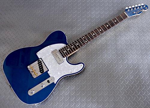 「Smart Blue MetallicのStandard-T 3本目」が完成!_e0053731_17412494.jpg