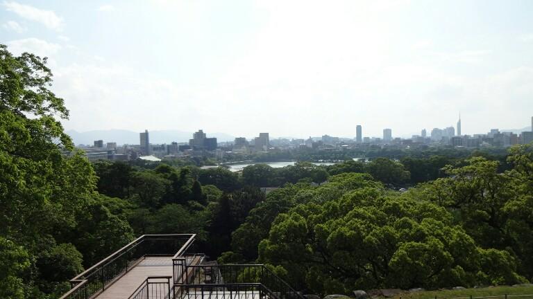 26日目【博多休息日】太宰府、福岡城めぐり_e0201281_04481247.jpg