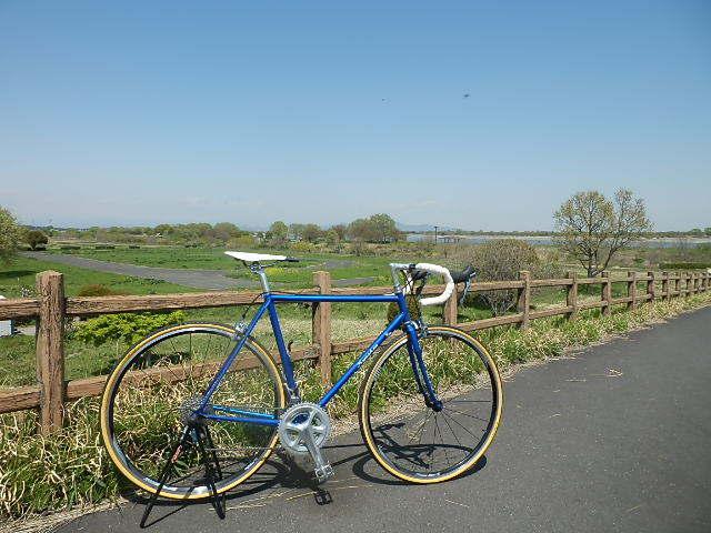 自転車通勤 !!_e0378686_15400374.jpg