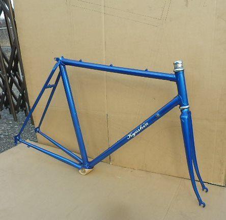 自転車通勤 !!_e0378686_15415812.jpg