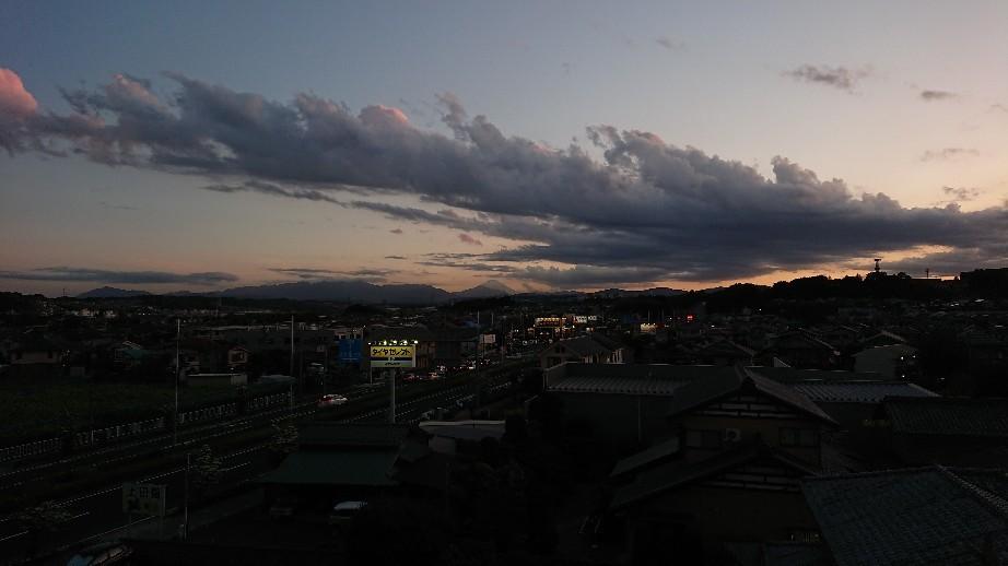 5/19  今日の富士山_b0042308_19181194.jpg