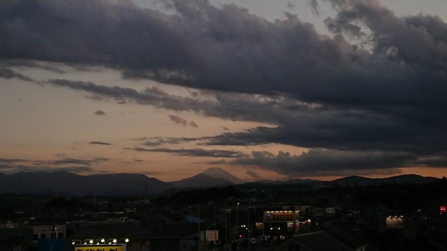5/19  今日の富士山_b0042308_19181209.jpg