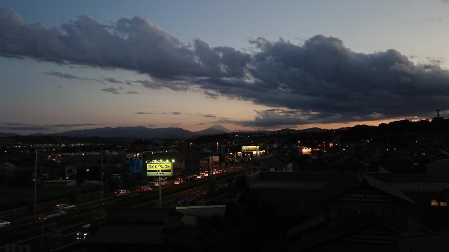 5/19  今日の富士山_b0042308_19181247.jpg