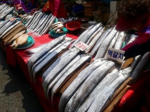 ウヨンのふるさと釜山旅⑦ 〜チャガルチ市場でヒラメとタコに惚れる〜_e0126009_07341154.jpg