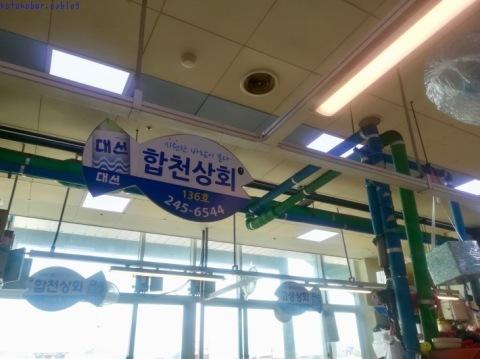 ウヨンのふるさと釜山旅⑦ 〜チャガルチ市場でヒラメとタコに惚れる〜_e0126009_07343672.jpg