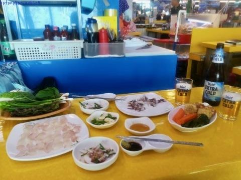 ウヨンのふるさと釜山旅⑦ 〜チャガルチ市場でヒラメとタコに惚れる〜_e0126009_07351181.jpg