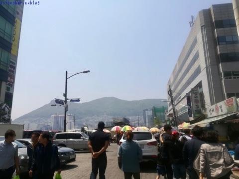 ウヨンのふるさと釜山旅⑦ 〜チャガルチ市場でヒラメとタコに惚れる〜_e0126009_07352835.jpg