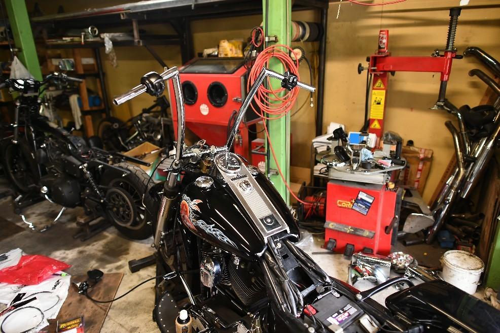 Moto Gadget製の高級メー..._a0159215_00394223.jpg