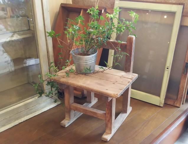 小さな椅子☆_e0199317_12411502.jpg