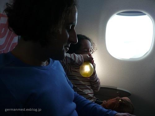 旅の荷物と機内食_d0144726_06103463.jpg