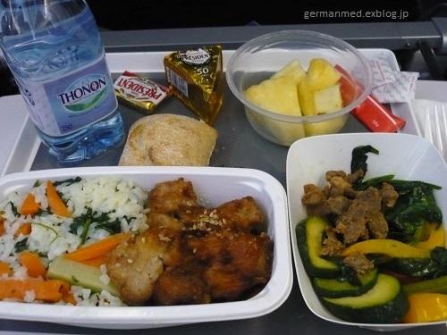 旅の荷物と機内食_d0144726_06103552.jpg