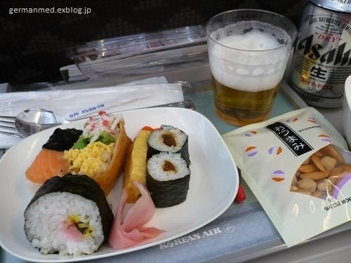 旅の荷物と機内食_d0144726_06103645.jpg