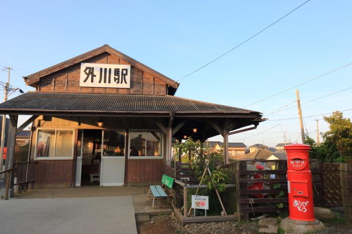 【外川駅】銚子旅行 - 6 -_f0348831_00091125.jpg